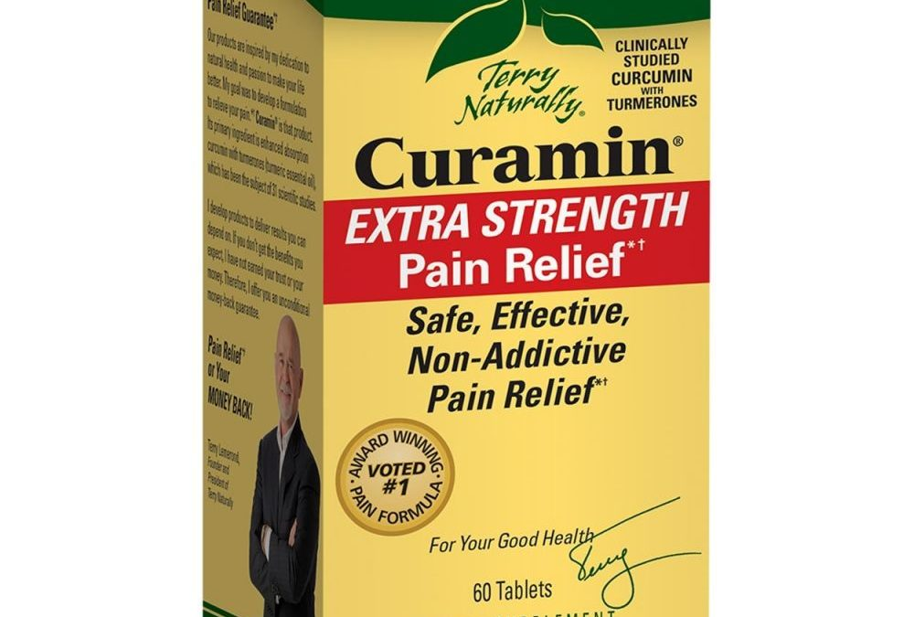 Supplement Spotlight: Curamin